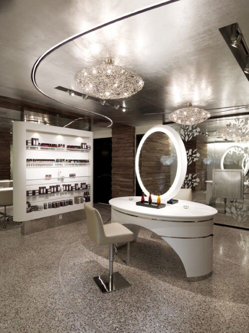 234 Best Images About Beauty Salon Decor Ideas On