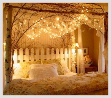 Cool color for romantic bedroom