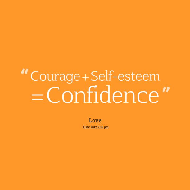 """Self-esteem is a term used in psychology to reflect a persons overall emotional evaluation of his or her own worth""""."""