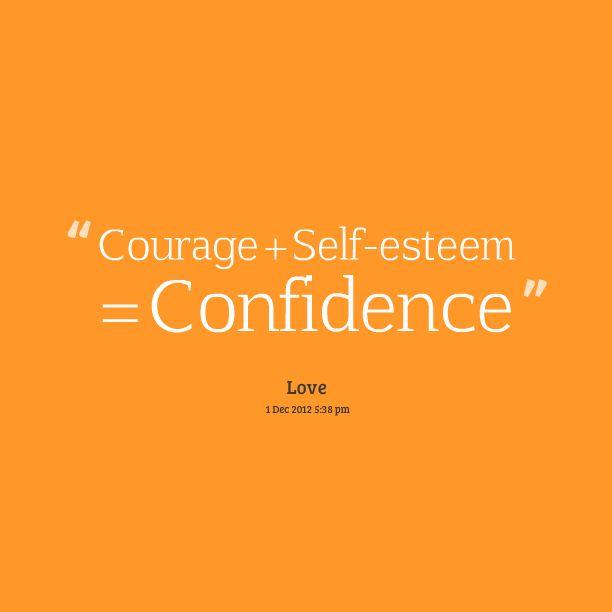 Positive Self Esteem Quotes: Top 72 Ideas About Self Esteem On Pinterest