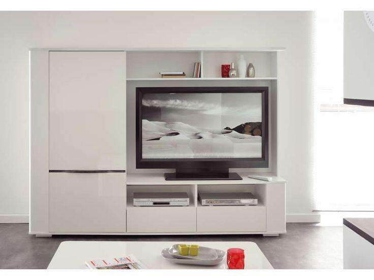 Ver 1000 id er om meuble tv pas cher p pinterest meuble tv en verre meub - Meuble prix discount ...