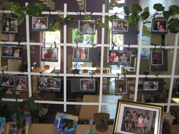 Classroom Cubby Ideas : Children s cubby area family pictures cuyamaca college