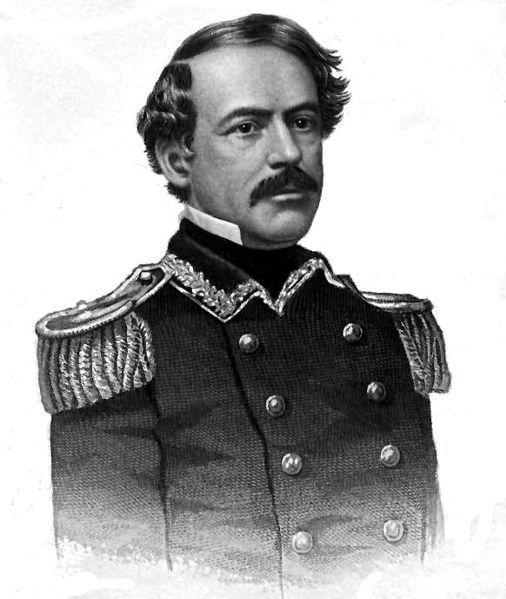 Robert E. Lee ~ Antebellum