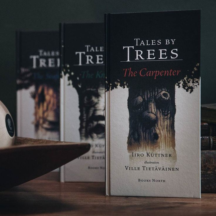 Our crowdfunding campaign for the Tales by Trees books starts in December!  More information: https://www.talesbytrees.com/getbooks  #books #art #design #fairytale #crowdfunding #netpositive #sustainable #publishing