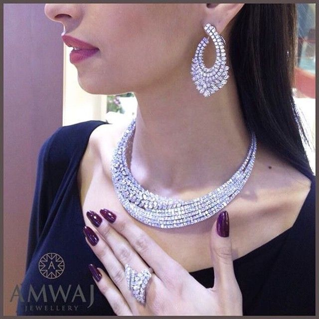 amwaj_jewelry @amwaj_jewelry An expression of ...Instagram photo | Websta (Webstagram)