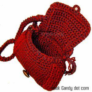 Easy+Crochet+Purse+Patterns | quick easy boho purse crochet pattern free download now