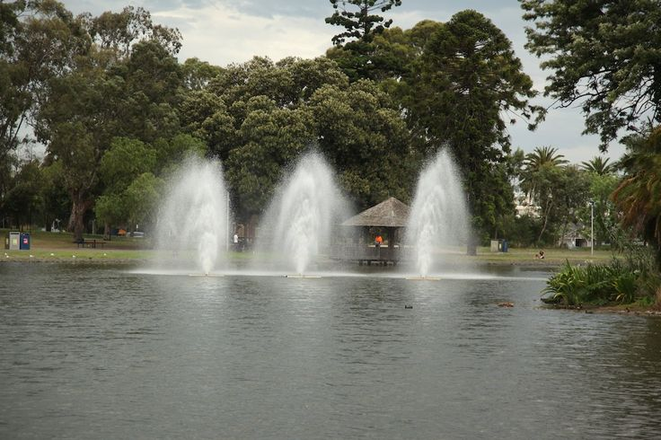The fountain. by Awes Amin