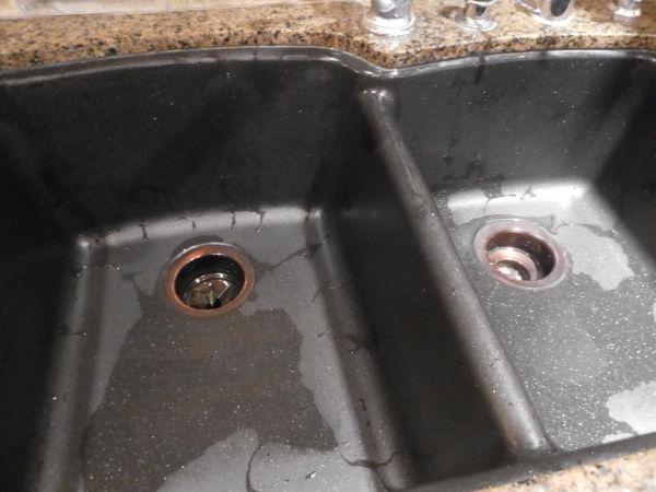 How To Clean A Granite Composite Sink Granite Composite Sinks Composite Sinks Sink