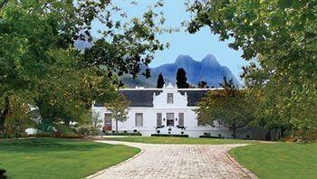 Lanzerac Manor & Winery, Stellenbosch, South Africa