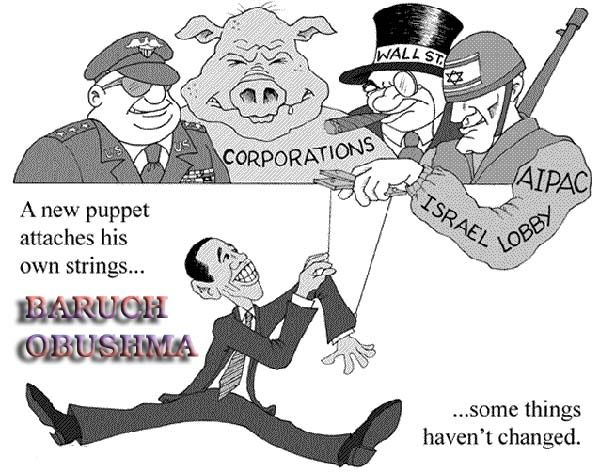 """The 4th Media » US as """"The World's ONLY SUPERpower"""" No! It's a Puppet State America for Israel"""