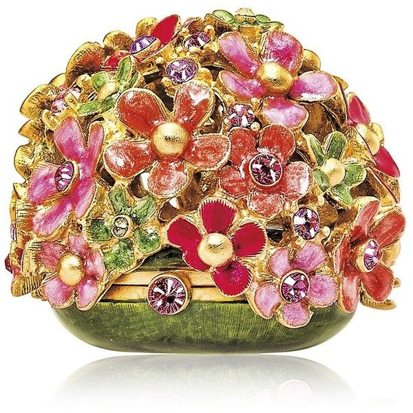 Estée Lauder Pleasures Happiness Compact by Jay Strongwater .... Compact Happiness