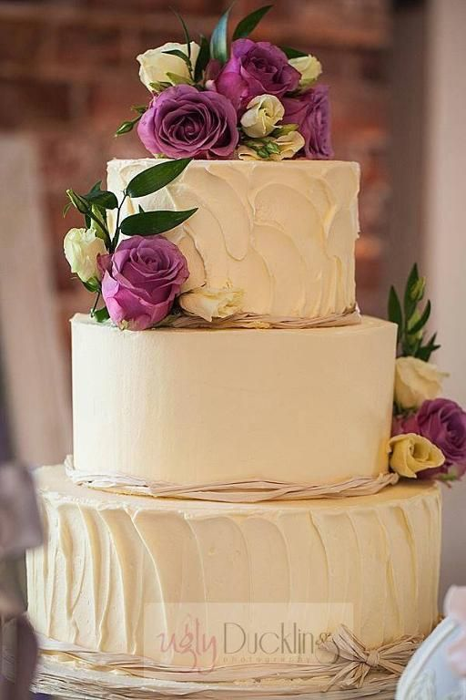Delicious Decorating: 6 Beautiful Buttercream Cake Ideas