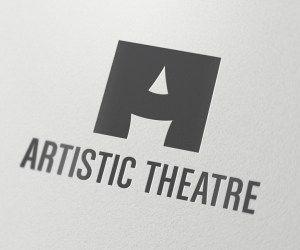 Great Logo Design - Artistic Theatre