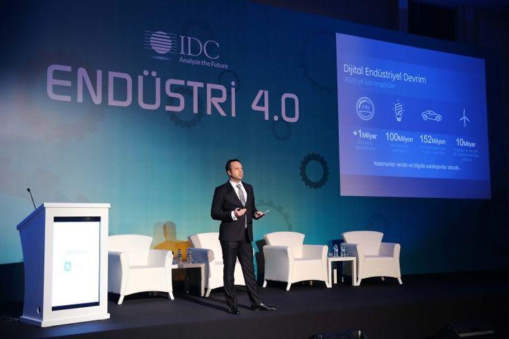 Dijitalleşen üretim Endüstri 4.0