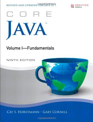 33 best computer ebooks free download images on pinterest computer cheap discount core java volume i fundamentals 9th edition core series fandeluxe Choice Image