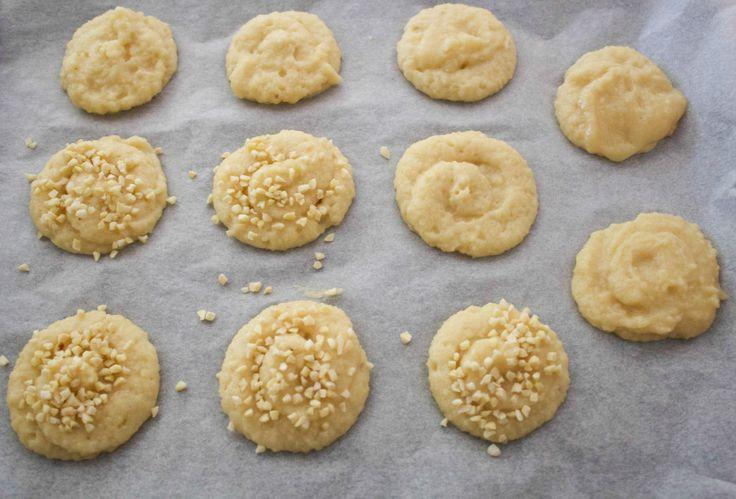 biscotti alle mandorle in forno