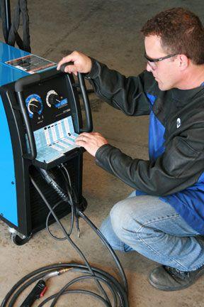 Flux-Cored Welding: The Basics for Mild Steel - MillerWelds