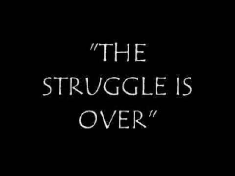 The Struggle Is Over - Youth for Christ - YouTube