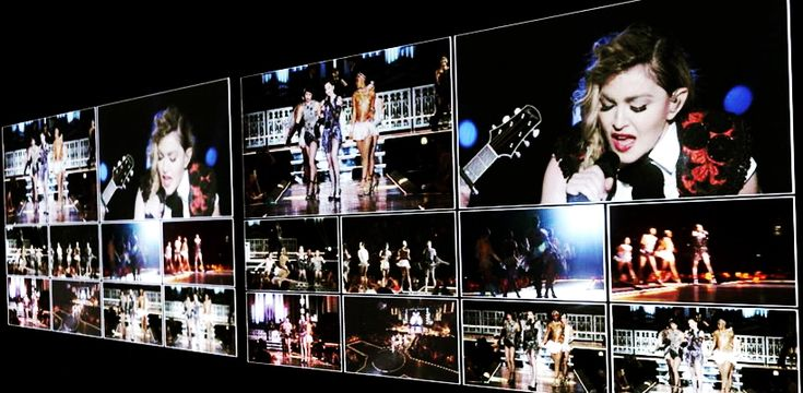 Taylor Swift's Live Concert Audio Team working on Madonna's Rebel Heart Tour Release