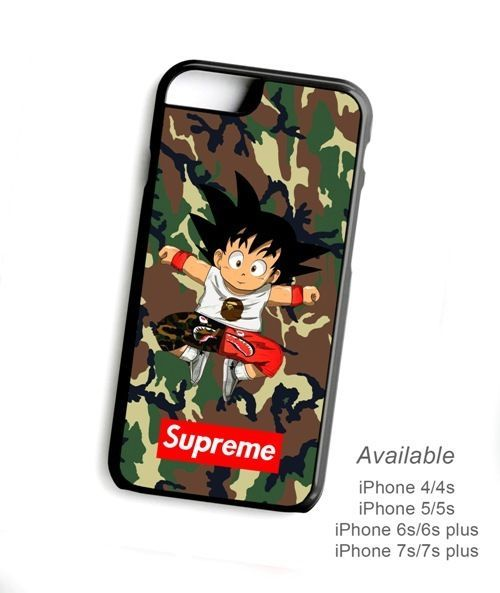 New Best Rare Design iPhone Case Goku Supreme Bape Print On Hard Plastic Cover #UnbrandedGeneric #iPhone4 #iPhone4s #iPhone5 #iPhone5s #iPhone5c #iPhoneSE #iPhone6 #iPhone6Plus #iPhone6s #iPhone6sPlus #iPhone7 #iPhone7Plus #BestQuality #Cheap #Rare #New #Best #Seller #BestSelling #Case #Cover #Accessories #CellPhone #PhoneCase #Protector #Hot #BestSeller #iPhoneCase #iPhoneCute #Latest #Woman #Girl #IpodCase #Casing #Boy #Men #Apple #AplleCase #PhoneCase #2017 #TrendingCase #Luxury #Fashion…