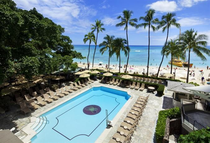 World Hotel Finder - Moana Surfrider A Westin Resort & Spa
