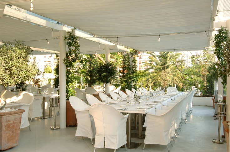 Milos Terrace Athens Hilton