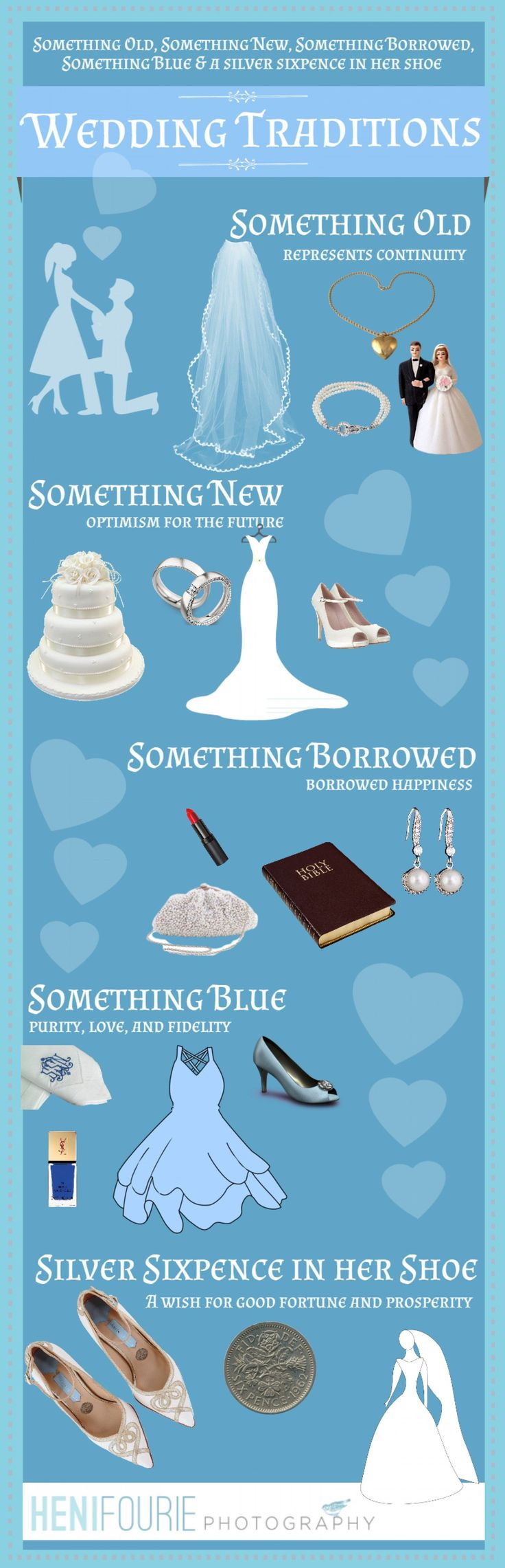 You May Already Know The British Rhyme For Your Wedding Day Something Old New Borrowed Blue A Silver Sixpence In