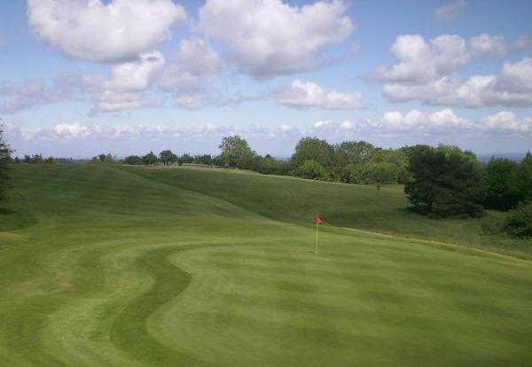 Mold Golf Club North Wales