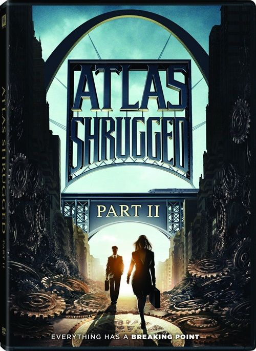 Atlas Silkindi 2 - Atlas Shrugged II The Strike - 2012 - BRRip Film Afis Movie Poster