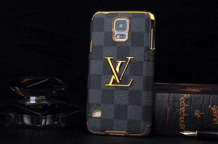 Louis Vuitton Case Skal för Samsung Galaxy S5