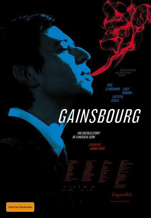 "Serge Gainsbourg biopic ""Gainsbourg: Vie Heroique"" directed by Joann Sfar"