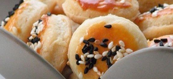 Çörek Otlu Kurabiye Tarifi: Recipes