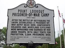 Image result for confederate pow camp