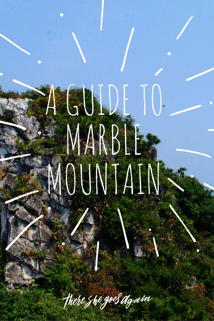 Check out our guide to Vietnam's Da Nang Marble Mountains. Filled with Buddhist…