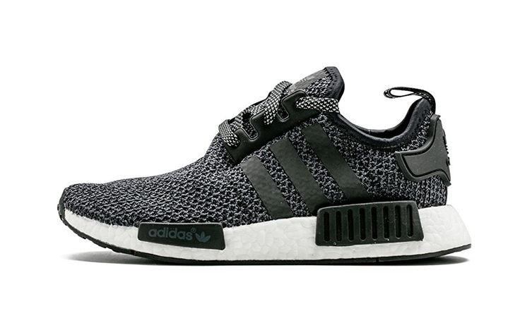 NEW Adidas NMD R1 Champ Exclusive Black Reflective 3M WOOL RARE BA7842 (6.5)