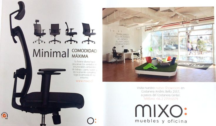 Revista Ambientes_Chile www.mixo.cl