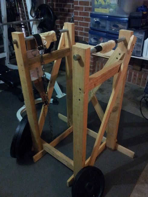 1000 images about diy gym equipment on pinterest for Homemade pull up bar plans