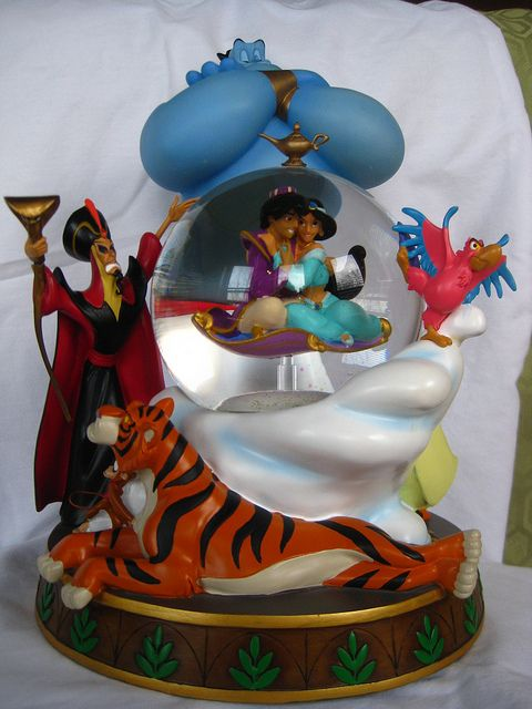 jasmine and aladdin globes | Recent Photos The Commons Getty Collection Galleries World Map App ...