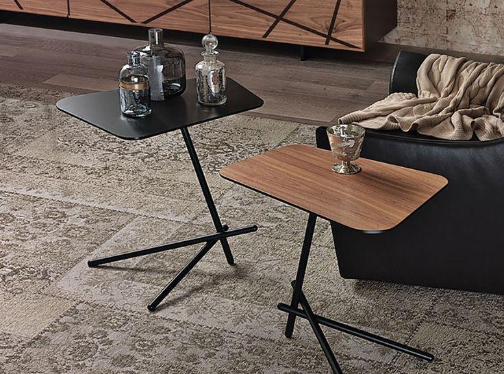 Laser Modern Side Table by Cattelan Italia - $625.00