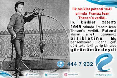 Bisiklet Patent