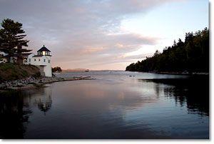 #Lighthouse in Blue Hill, #Maine - Google Search - http://dennisharper.lnf.com/
