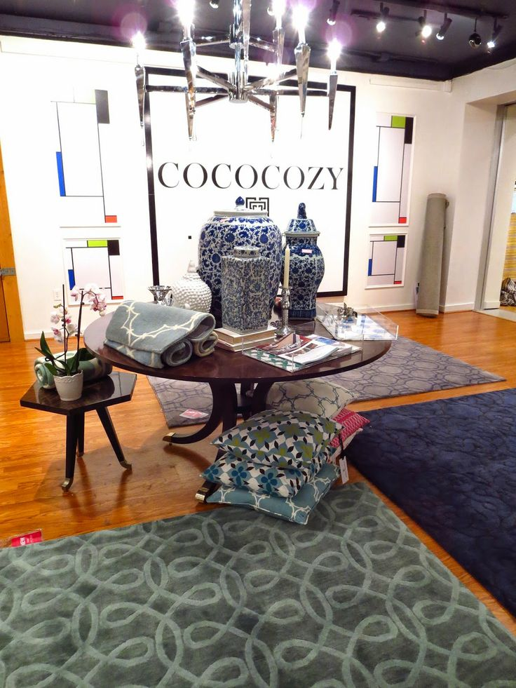 COCOCOZY: COCOCOZY AT HIGH POINT MARKET 2014   ALL ABOUT FLOORS   New  COCOCOZY Rugs