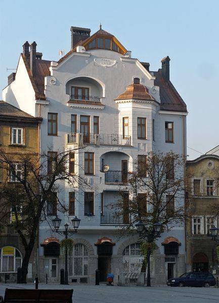 Bielsko-Biała Old Town, Poland