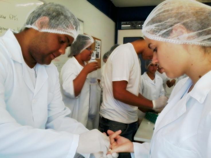 Técnico de Farmácia