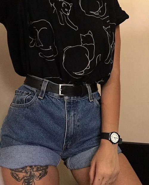 I don't know about the shorts. Since I'm 31 they might look frumpy. Love the shirt thiugh