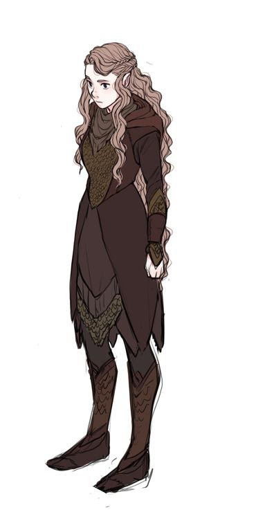You could draw elf!Bilbo? Your version would be so beautiful!  bilboisms  oh boy, this was a hard one! ( and I -once again- assumed that you meant fem!bilbo, sorry if it wasn't that way!)  ssilcatt: the only way I can imagine Bilbo/fem!Bilbo as an elf is as an woodland elf soooo