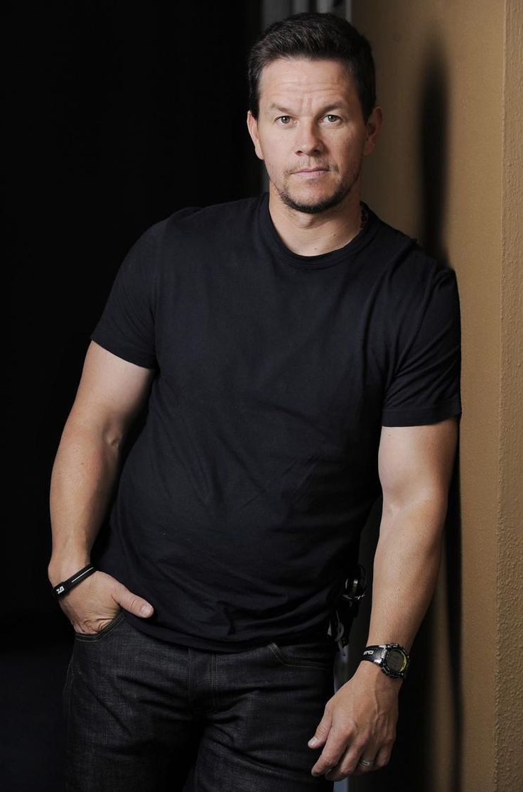 Mark Wahlberg - Would invite him just to keep my friend the stalker happy...