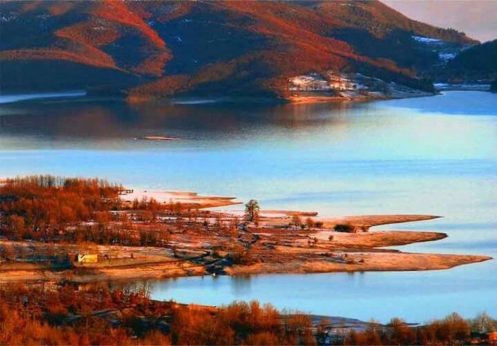 Λιμνη Πλαστηρα Καλαβρυτα