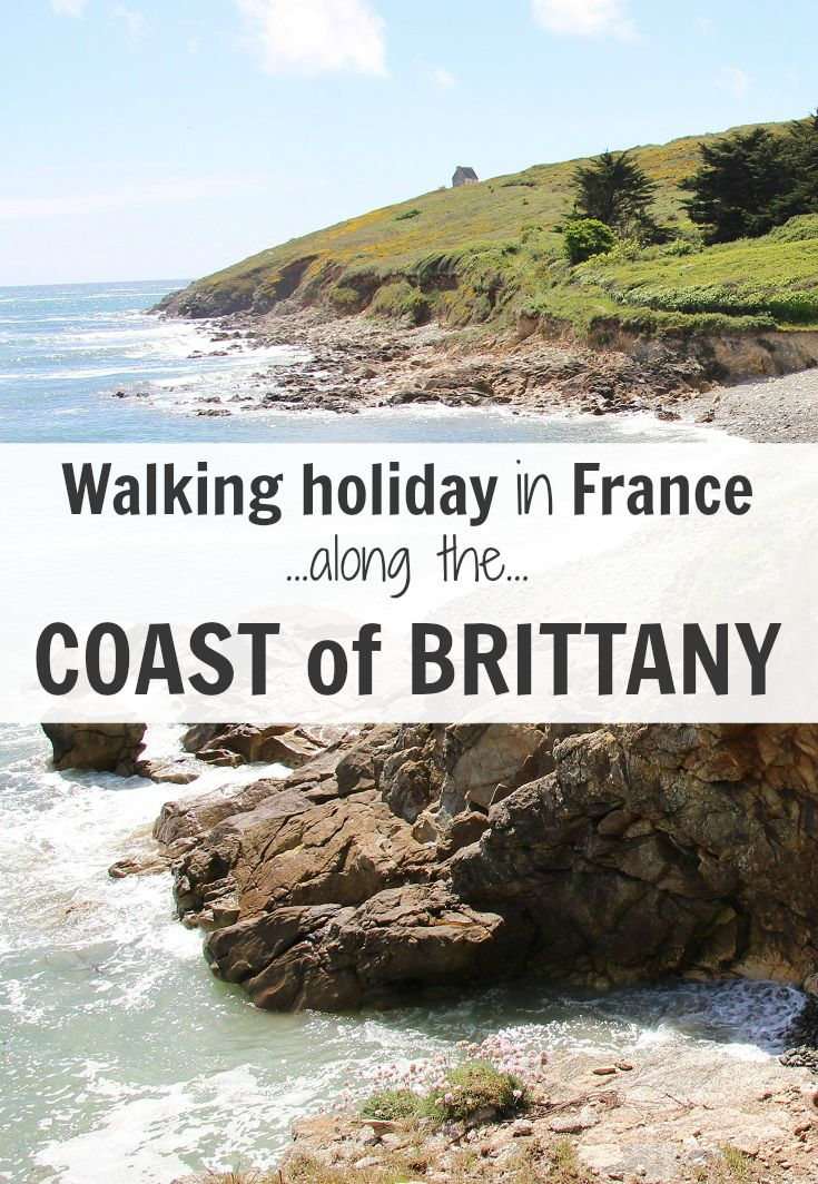 Follow my suggested itinerary, or plan your own, on a 11-day walking holiday in France – following the GR 34 along the coast of Brittany from Camaret-sur-Mer to Audierne