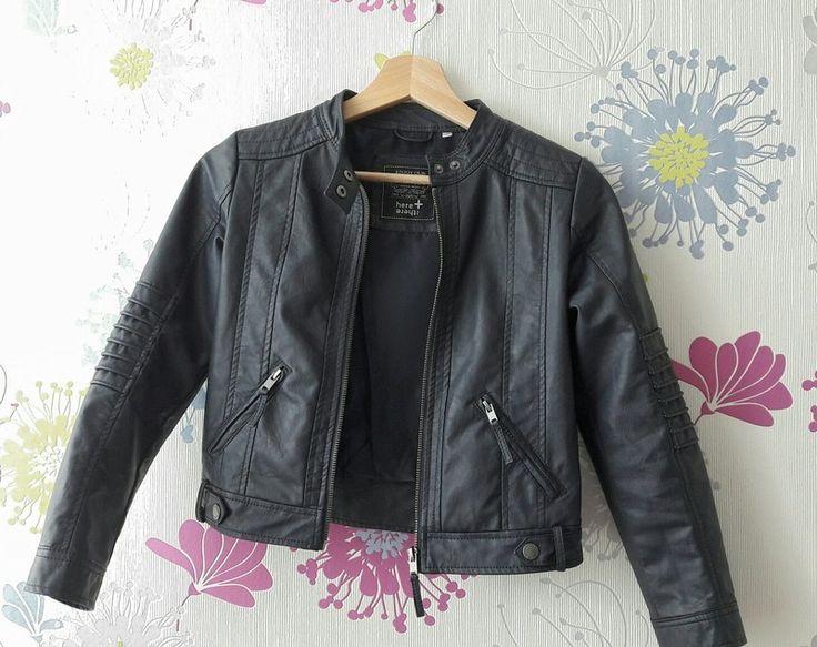 Mein Bikerjacke für Mädchen  von C&A! Größe 134 für 10,00 €. Schau´s dir an: http://www.mamikreisel.de/kleidung-fur-madchen/outdoorbekleidung-jacken/39840270-bikerjacke-fur-madchen.